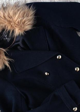 Классическое пальто atmosphere, демисезон. 10 р m ( s )