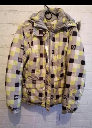 Супер куртка лыжная