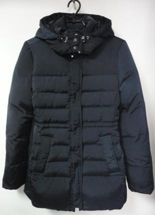 Пуховая куртка  zara
