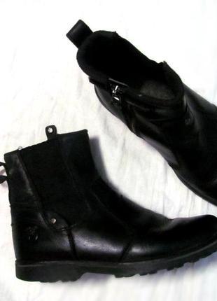 Полусапожки челси сапожки черевики ботинки