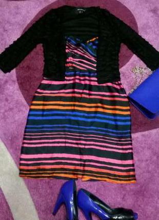 Платье h&m коктейльное