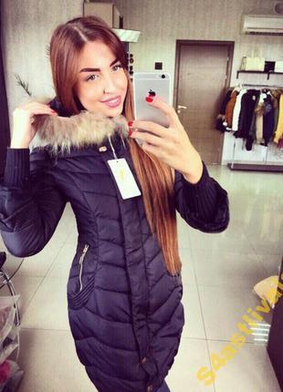 Стильная куртка с красивыми манжетами2