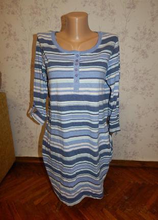 F&f ночнушка, домашнее платьеце р12-14