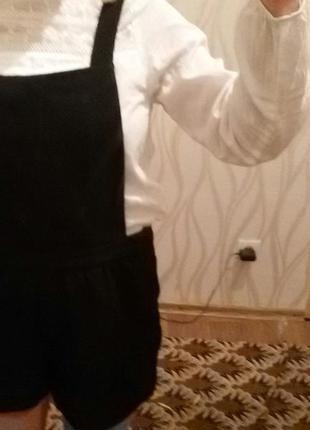 Комбинезон, комбинезон-шорты, свободные шорты