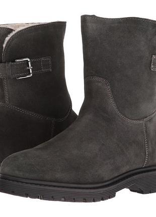 Зимние ботинки skechers
