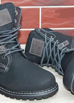Ботинки тимберленды timberland зимние черные коричневые синие розовые