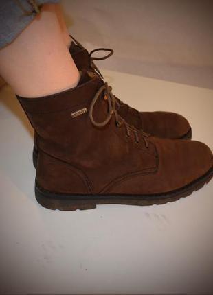 Ботинки деми, нубук, rohde,(германия) 25см