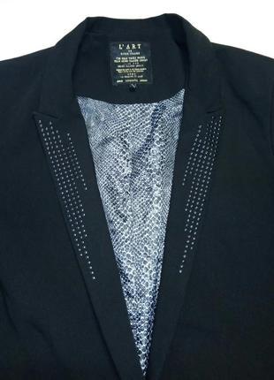 Супер стильный нереально крутой пиджак l'art de river island