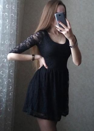 Платье graffic