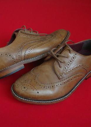 Туфли броги next 36-37 разм