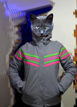 Mckinley куртка aquabase pro штормовка
