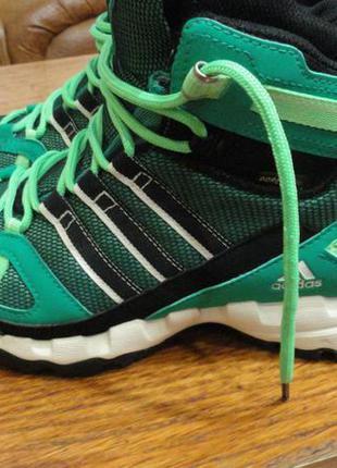 Ботинки adidas ax 1 mid w gtx gore-tex  q21043 38/23 см.