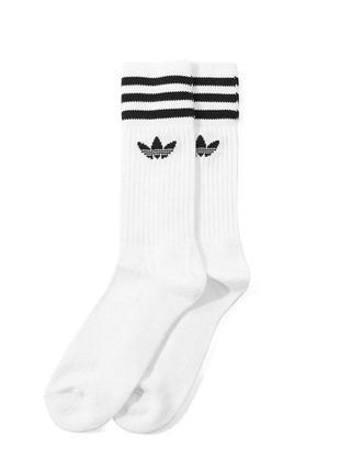 Крутые высокие носки adidas originals
