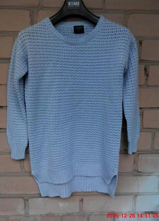 Теплый свитер reserved