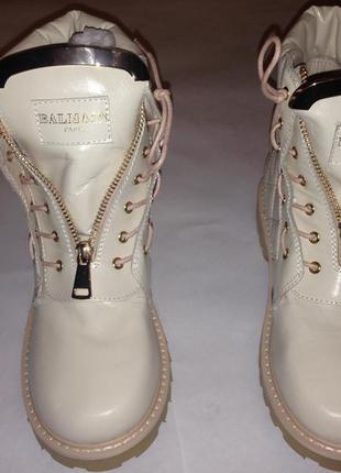 Balmain ботинки