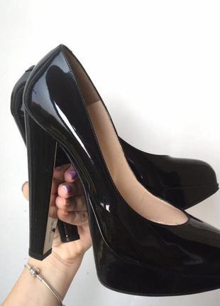 Туфли nando muzi. оригинал. кожа