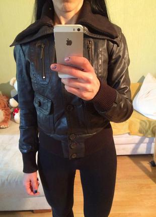 Стильная куртка для модниц от tally weijl