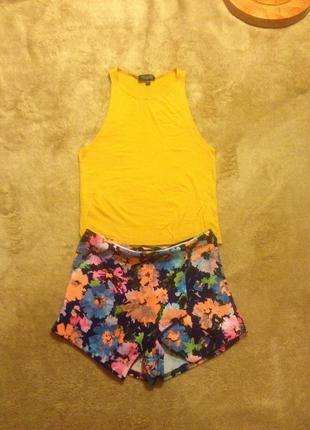 Стильні шорти new look у квітковий принт!