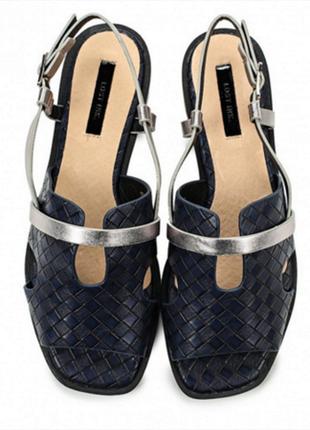 """Sale """""""""""" новые стильные сандалии из фактурной эко кожи р 36,37,39"""