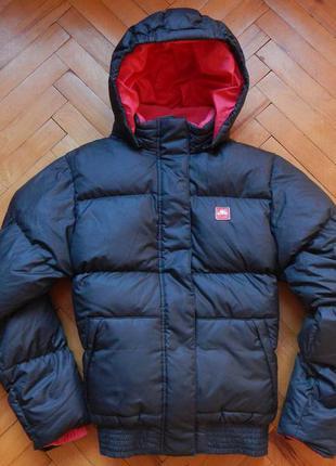 Дутая куртка nike оригинал зима