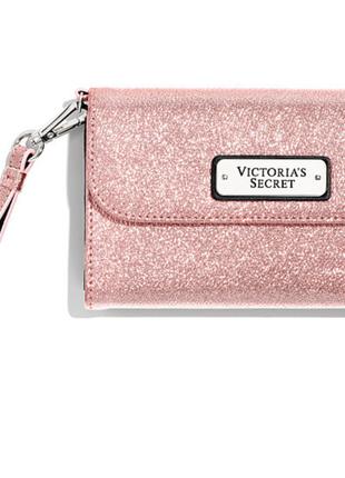 Визитница, кошелек, чехол, портмоне, сумочка victorias secret, викториас сикрет. идея для подарка