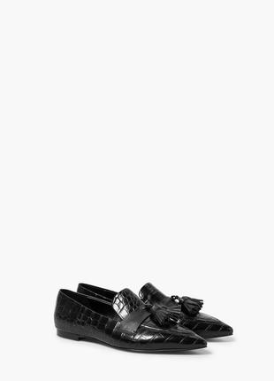 Туфли-лоферы бренда mango, р. 38
