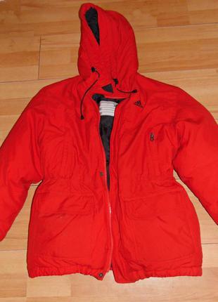 Куртка\ пуховик adidas