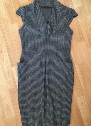 Доступно - стильное платье *atmosphere* 10 р.