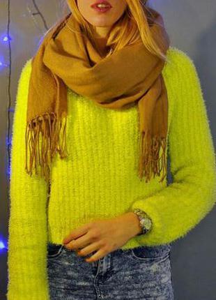 Крутой шарф topshop