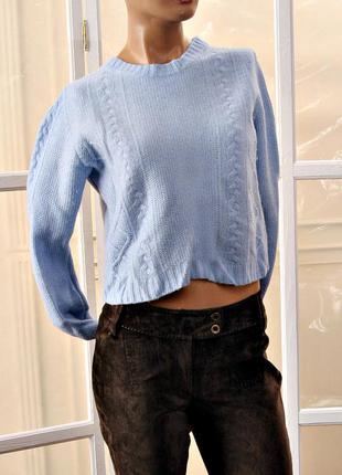 Небесный свитер blugirl blumarine