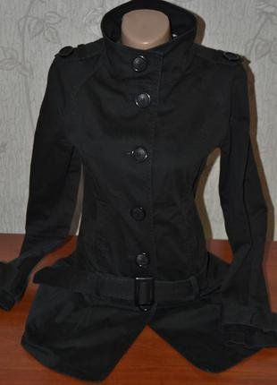 Большой выбор плащей и курток плащ пальто весенний осенний маленький размер