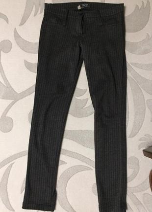 Шерстяные брюки 46 размер