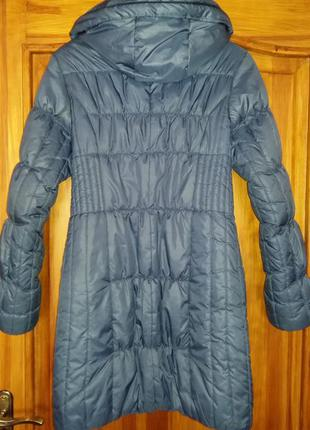 Зимнее пальто на синтепоне.2