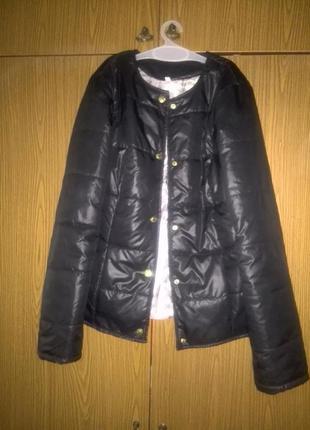 Курточка весна-осень размер s