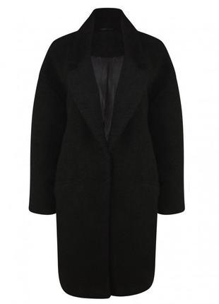 Трендовое пальто-кокон из модных луков atmoshere размер uk10 (s/m) бойфренд