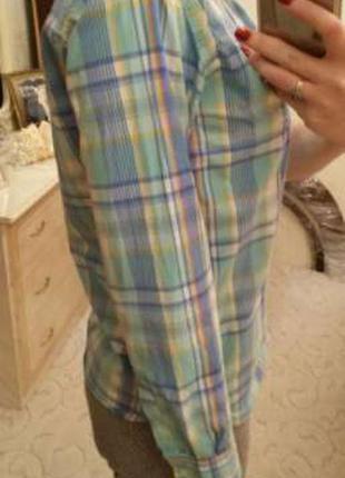Новая!!! оригинальная рубашка gap!