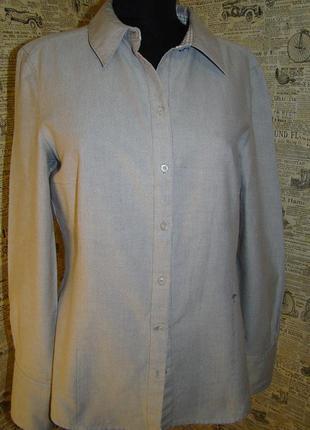 Хлопковая рубашка joop