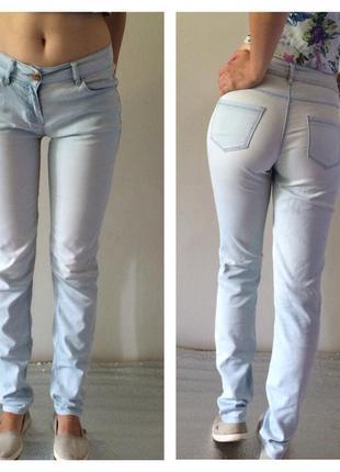 Весенне-летние , легкие джинсы