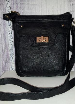 Женская сумка f&f.