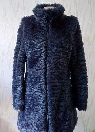 Стильная новая меховая куртка next.