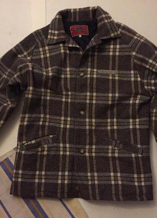 Теплый пиджак с подстежкой quicksilver