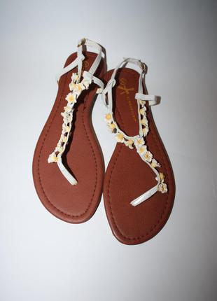 Новые сандали вьетнамки atmosphere, размер 41