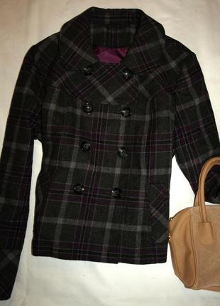Демисезонное пальто f&f размер 18й