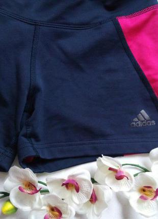 Супер спортивные шорты,короткие шортики adidas,адидас