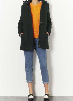 Зимнее пальто-дафлкот topshop2