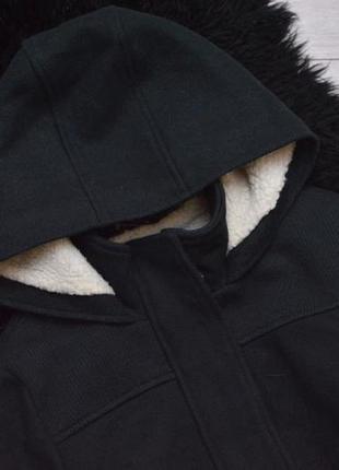Зимнее пальто-дафлкот topshop4