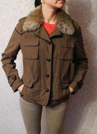 Демисезонная куртка от kookaї