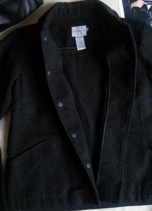 Короткое пальто-пиджак бойфренд размер m1