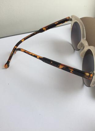 Parfois очки солнцезащитные кошачий глаз, cat eye