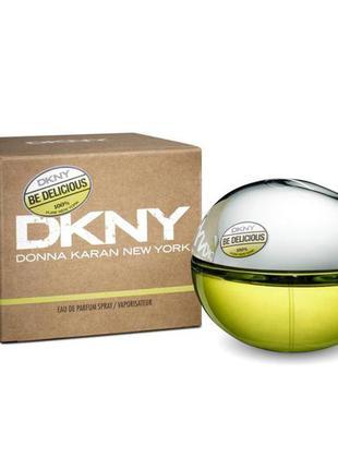 Donna karan new york dkny be delicious донна каран би делишез парфюмерная вода духи